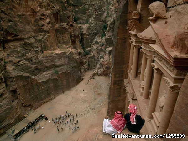 Petra Jordan  - Petra tour one day