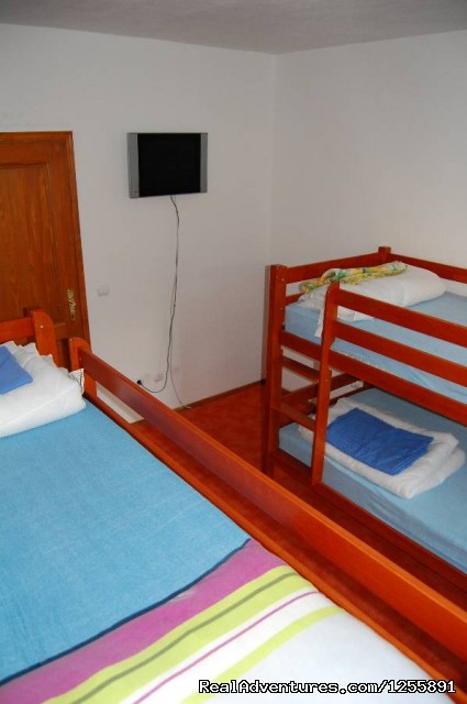 Room 1 (#8 of 10) - Apartments and Hostel Rooms Castanea Sarajevo
