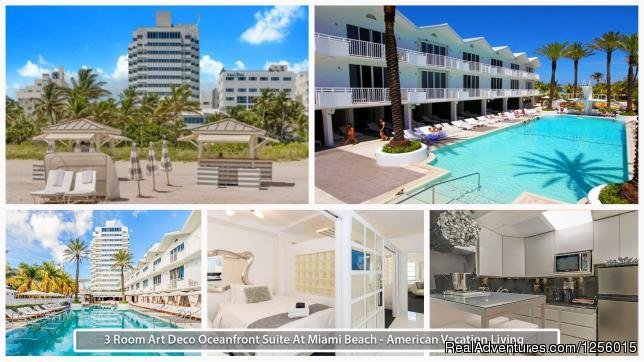 We are happy to offer you accommodation in Shelborne with 'the best location' next to Lincoln Road and only a couple of blocks to Ocean Drive in South Beach Miami Art Deco district that can create nice memories for a lifetime.