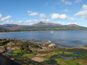 Awesome Arran Weekend Edinburgh, United Kingdom Hiking & Trekking