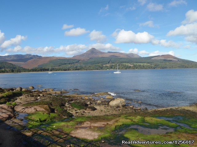 Awesome Arran Weekend