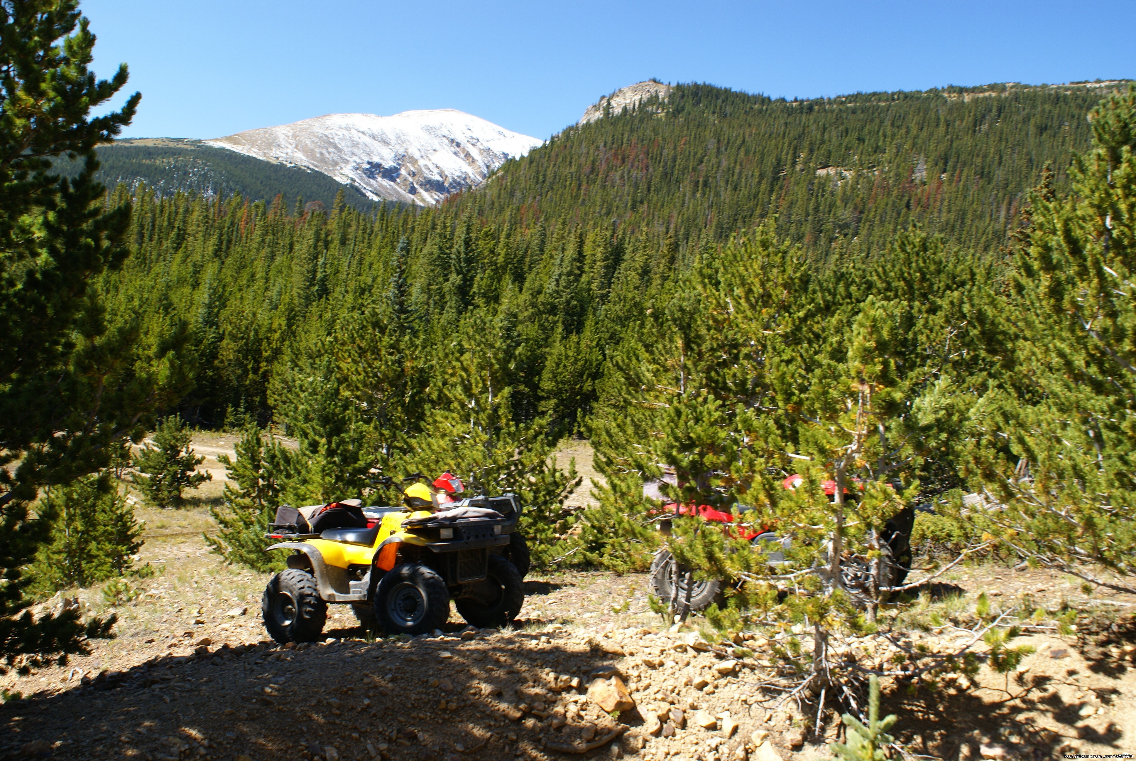 ATV Tours are available ALL Year
