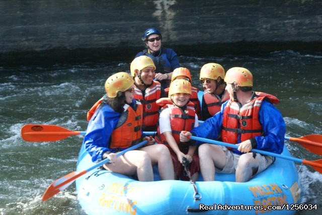Clear Creek beginner  - Mile Hi Rafting