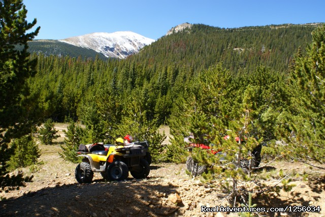 ATV Tours are available ALL Year - Mile Hi Rafting