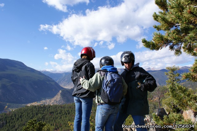 ATV Tour near Idaho Springs Colorado - Mile Hi Rafting