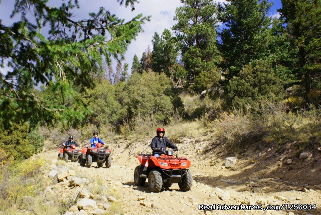 Personalized ATV Tours  (#7 of 7) - Mile Hi Rafting