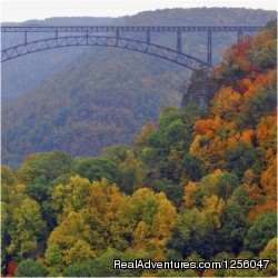 New River Gorge National River - ACE Adventure Resort