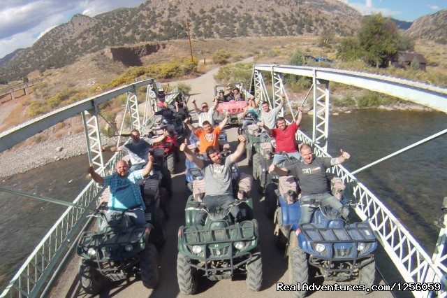 On the Bridge (#2 of 2) - Play Dirty ATV Tours