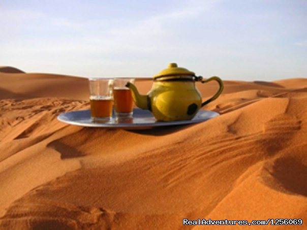 4 Days Marrakech-Fes. - Zebra Adventures Cultural Tours