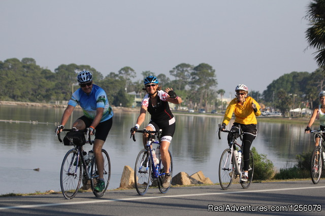 Intercoastal - Bike Florida 2014 Tour
