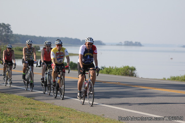 East Coast - Bike Florida 2014 Tour