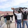 Pall bearer jump, Navajo