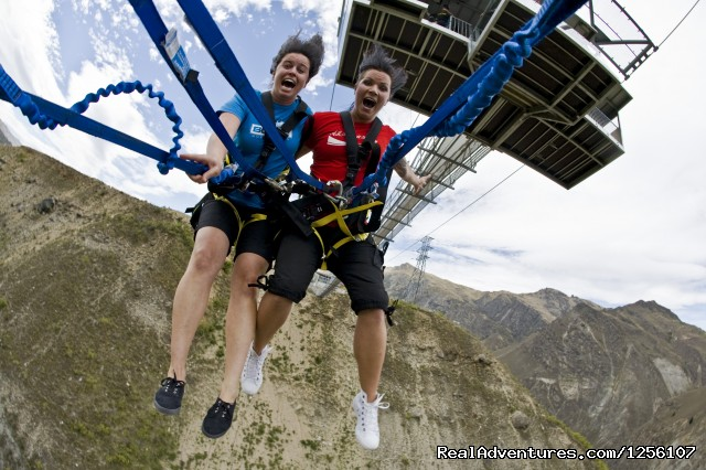 Nevis Swing (#4 of 10) - AJ Hackett Bungy Queenstown