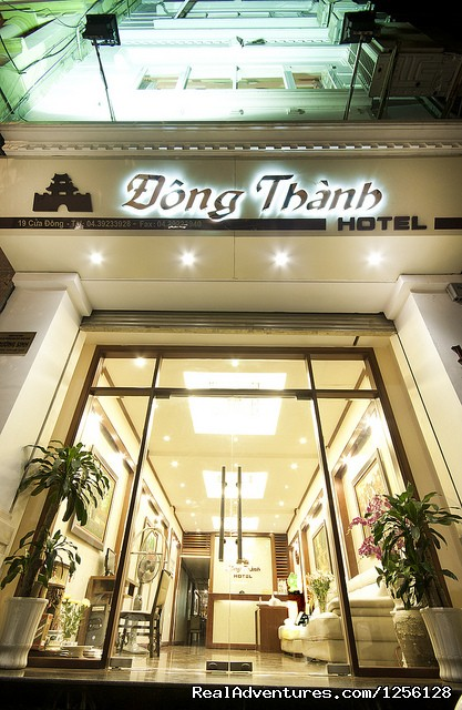 Exterior - Boutique Dong Thanh Hotel  in Hanoi's Old Quarter