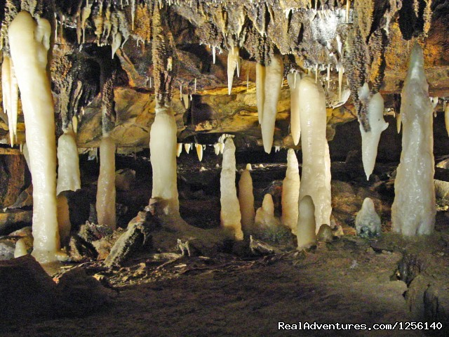 The Palace (#2 of 5) - Ohio Caverns