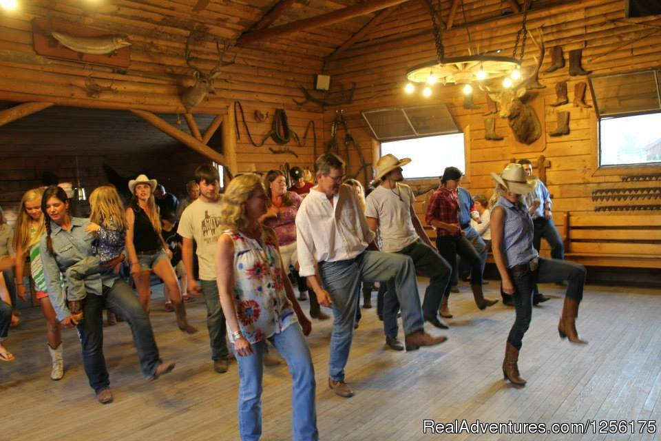 Dancing | Image #8/19 | Bar Lazy J Guest Ranch