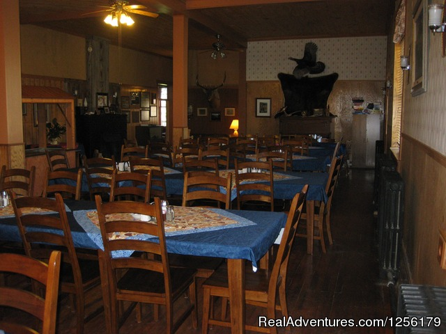 Dining room - Waunita Hot Springs Ranch