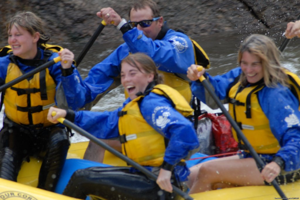 Full day raft trip through Browns Canyon | Image #2/5 | Elk Mountain Ranch