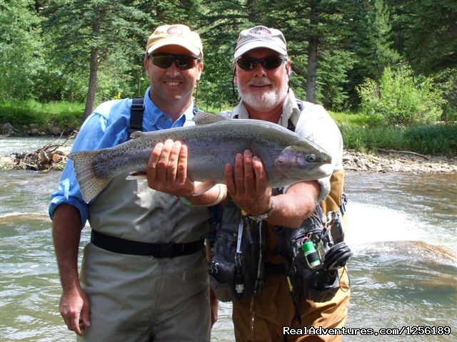 Always a Great day when Fishing - Escape to North Fork Ranch CO, 1hr from Denver