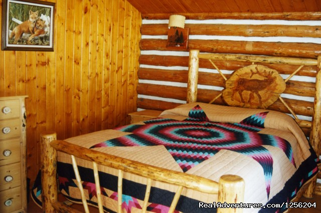 Historic Amenities - Nine Quarter Circle Ranch - Montana Adventure