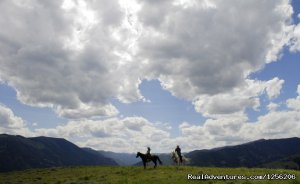 Mountain Sky Guest Ranch Emigrant, Montana Dude Ranch