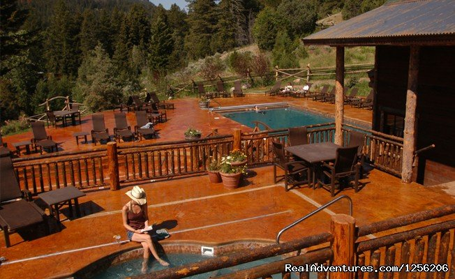 Pool Facility at Mountain Sky Guest Ranch | Image #3/5 | Mountain Sky Guest Ranch