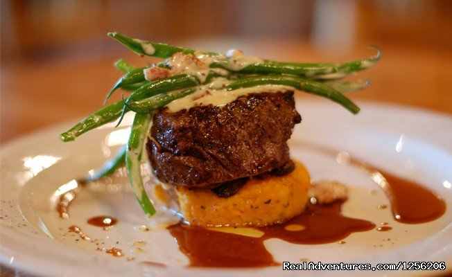 Beef Tenderloin. | Image #5/5 | Mountain Sky Guest Ranch