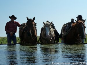 Working Cattle Ranch Vacation At Rowse's 1+1 Ranch Burwell, Nebraska Dude Ranch