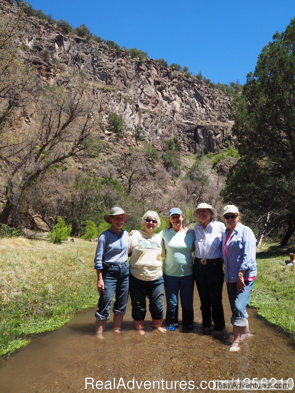 Geronimo Trail Guest Ranch Warm Springs | Image #6/8 | Geronimo Trail Guest Ranch