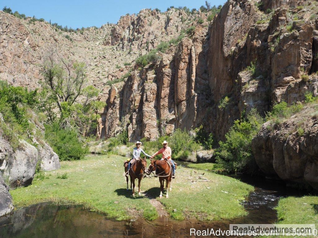 Geronimo Trail Guest Ranch Couples | Image #7/8 | Geronimo Trail Guest Ranch
