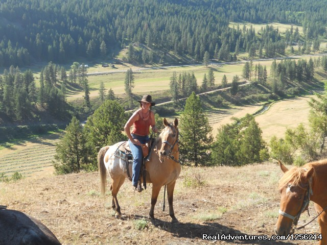 Riding The Range - K Diamond K Ranch