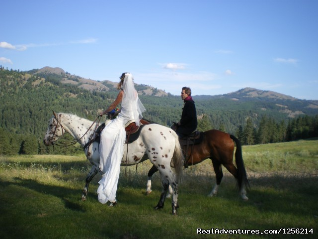 weddings at the K-Diamond-K - K Diamond K Ranch
