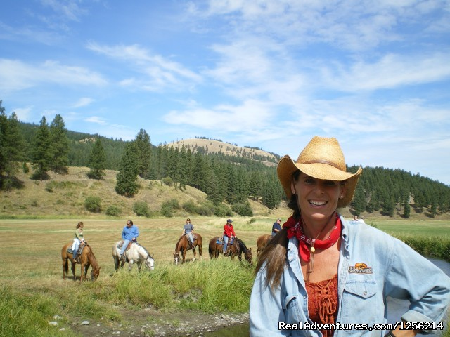 wrangler Kathy - K Diamond K Ranch