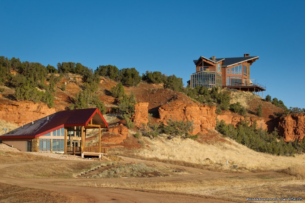 Ponds' Chalet and Lodge | Image #10/24 | Incredible experience at Red Reflet Guest Ranch
