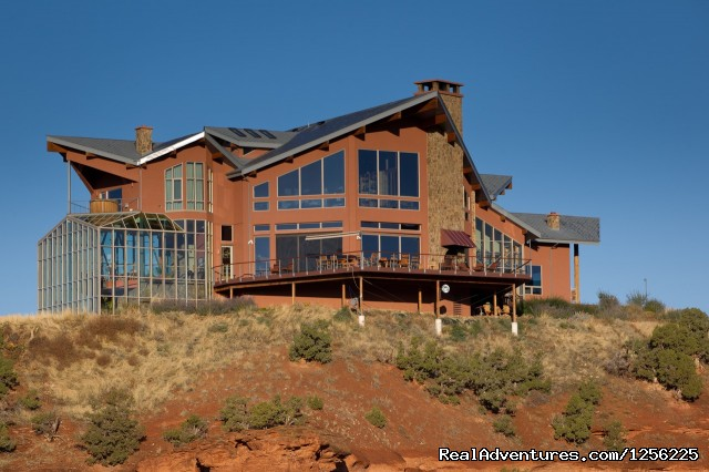 Lodge - Incredible experience at Red Reflet Guest Ranch