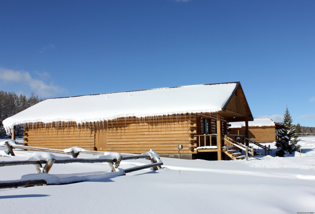 Lodge In The Winter | Image #16/22 | Mule Shoe Outfitters