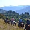 Bull Hill Guest Ranch Kettle Falls, Washington Dude Ranch