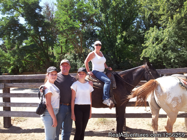 Horseback Riding - Rankin Ranch