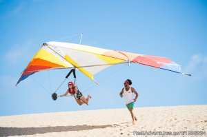 Hang Gliding - Kitty Hawk Kites Nags Head, North Carolina Hang Gliding