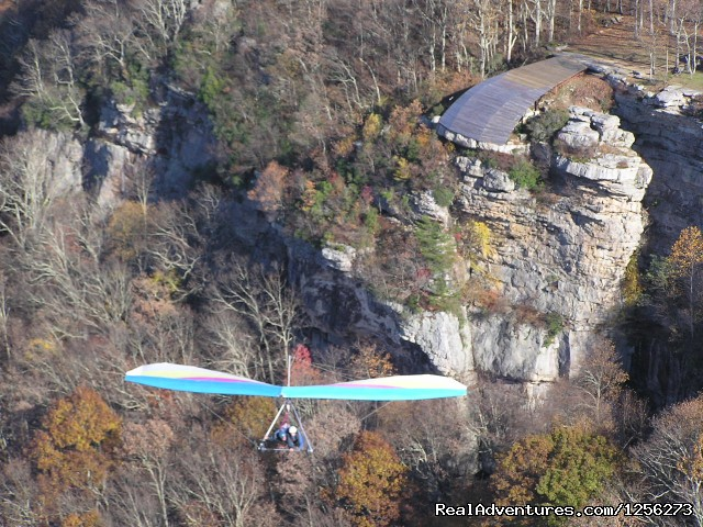 Fall Soaring - Mountain Launch Hang GlidingThrill-A-Minute Sports