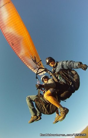 Parapro Paragliding and Paramotoring Professionals Christchurch, New Zealand Paragliding