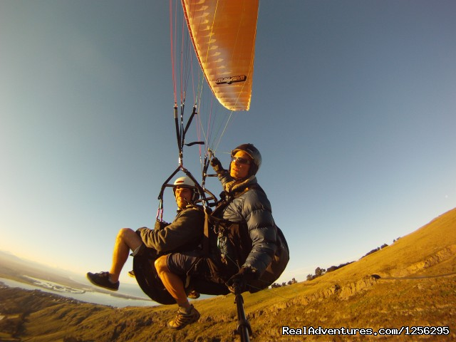 Tandem Paragliding - The Gondola (#3 of 3) - Parapro Paragliding and Paramotoring Professionals
