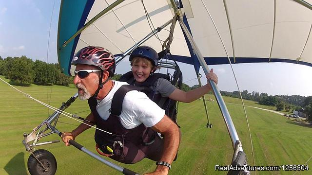 Quest Air Hang Gliding Hang Gliding Groveland, Florida