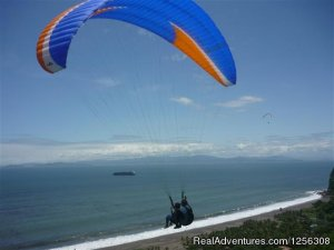 Hang Glide Costa Rica Central Pacific, Costa Rica Hang Gliding