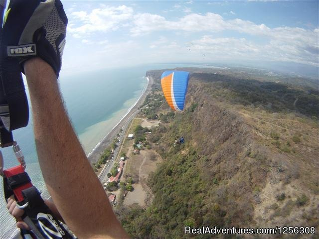 Image #4/10 | Hang Glide Costa Rica
