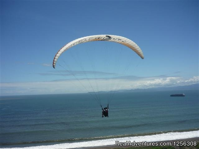 Image #2/10 | Hang Glide Costa Rica