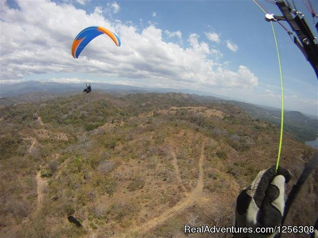 Image #5/10 | Hang Glide Costa Rica