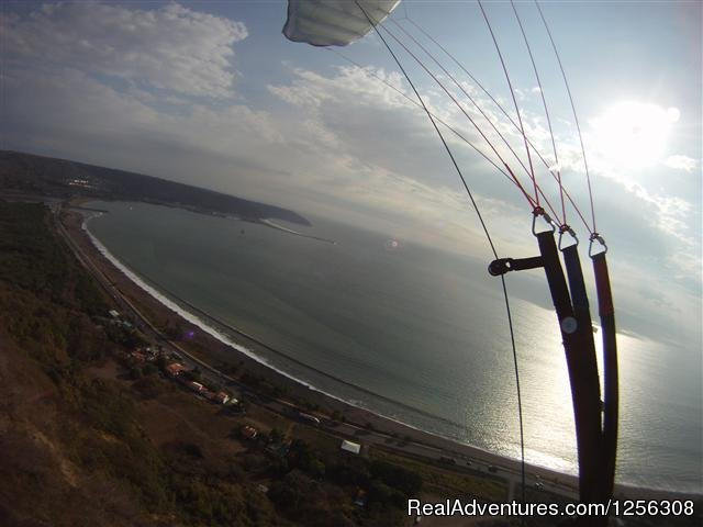 Image #8/10 | Hang Glide Costa Rica