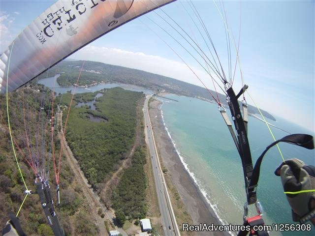 Image #10/10 | Hang Glide Costa Rica