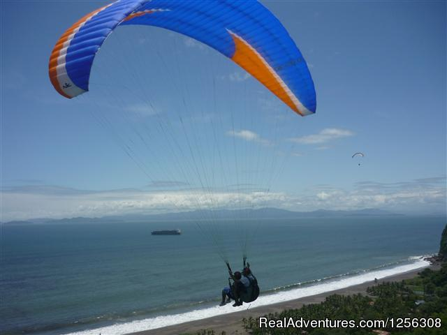Hang Glide Costa Rica